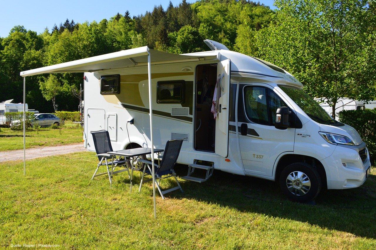 Campingplätze im Frankenwald