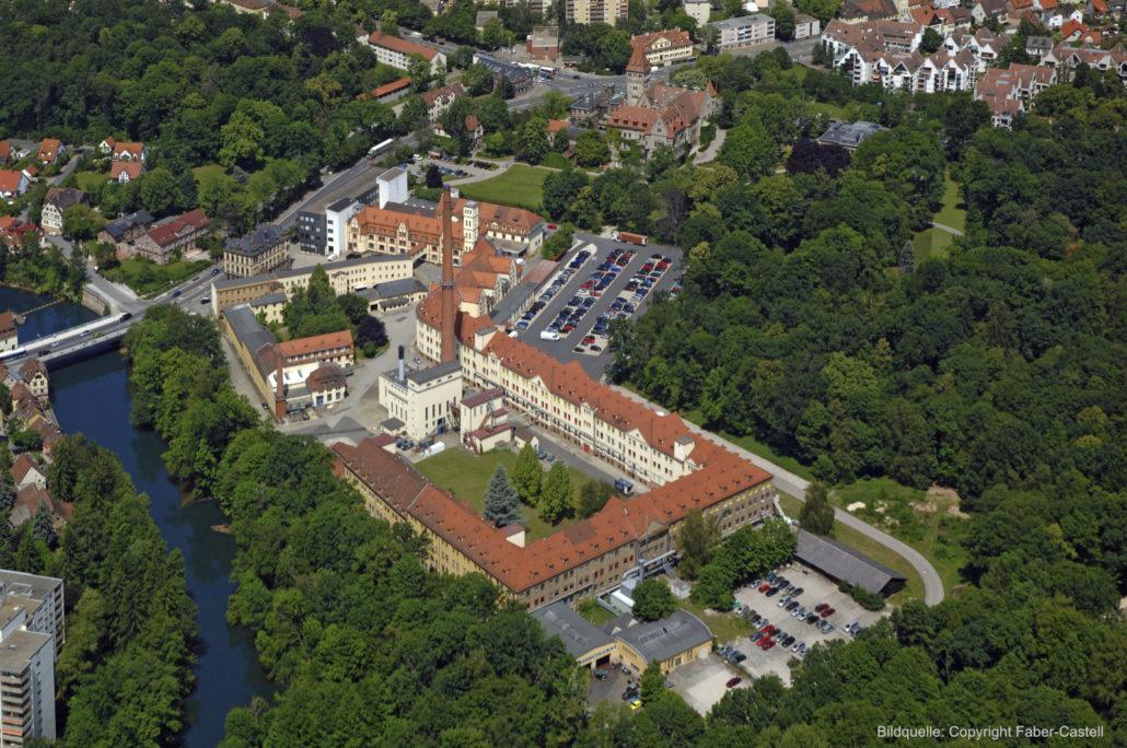 Faber-Castell-Hauptsitz-Stein