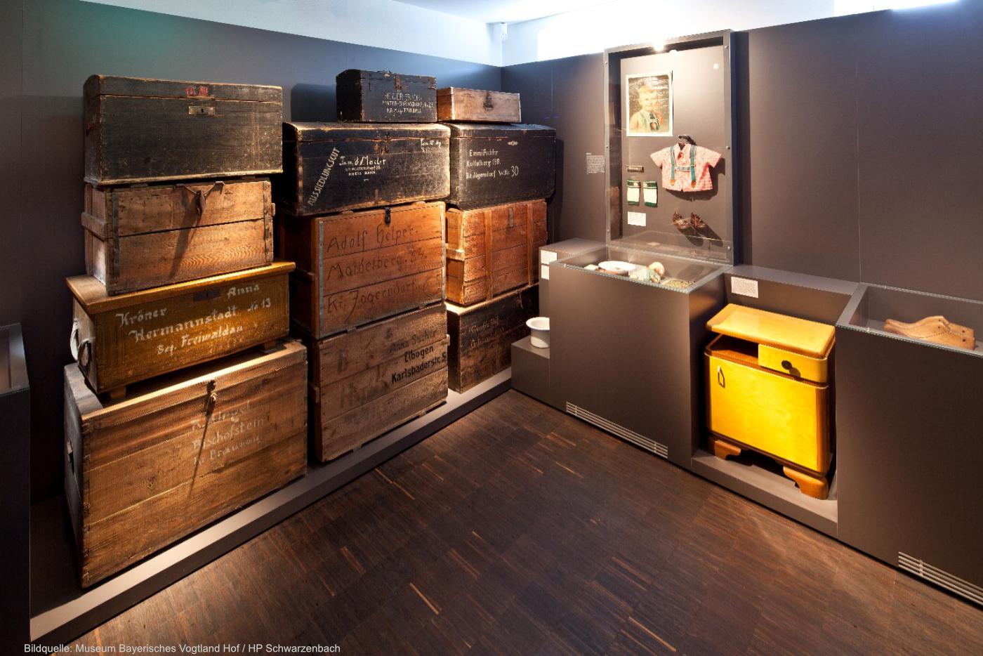 Museum Bayerisches Vogtland Tiersammlung
