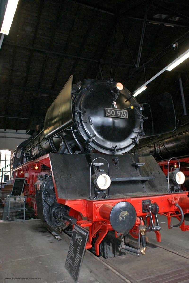 Dampflok-Museum Neuenmarkt