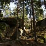 Felsenlabyrinth Luisenburg Wunsiedel 1
