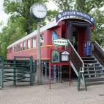 Dampflokmuseum Mitropawagen